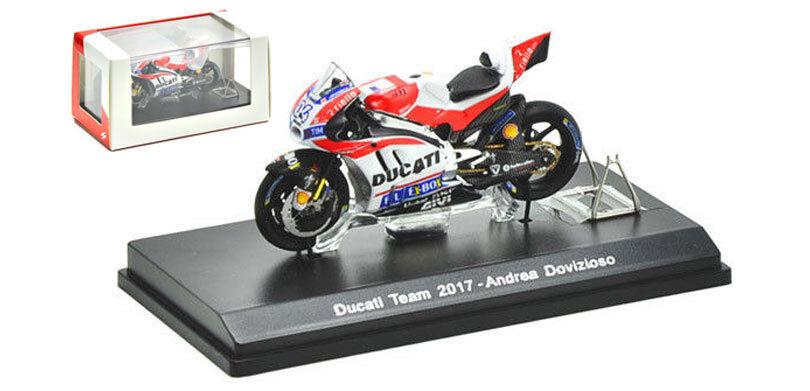 Spark Spark Spark M43045 DUCATI GP17  4 ganador italiano MotoGP 2017-un Dovizioso 1 43 Escala 9c81b7