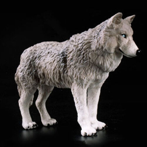 """1//6 Wolf Gray Model Toys Game of Throne For Action 7/"""" Figure Accessories Gift"""