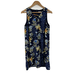 Sunny-Girl-Womens-Dress-Size-10-Floral-Sleeveless-Gorgeous-Pattern