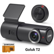 Goluk T2 FHD 1080P 152 WDR Car Dash Cam with G-sensor for Video Sharing (NEW)