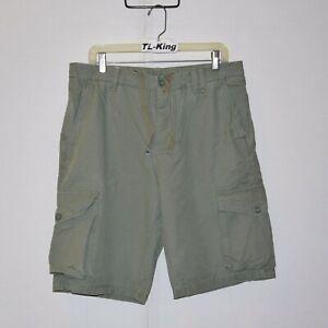 2008-Vintage-Nike-6-Pocket-Cargo-Shorts-Asian-Exclusive-sz-XL-USED