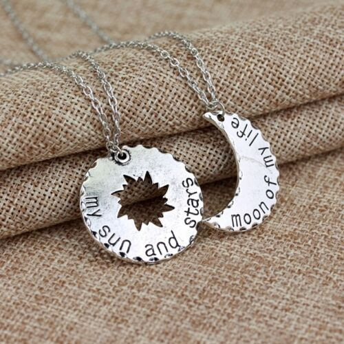 Game Of Thrones Khal Khaleesi Necklace Moon Of My Life My Sun and Stars Pendant