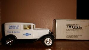ERTL-1930-Chevrolet-Series-AD-1-2-Ton-Deluxe-Delivery-Truck-Bank-Model-9932-NIB
