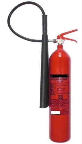 Feuerlöscher 5 kg CO² Löscher Kohlendioxidlöscher
