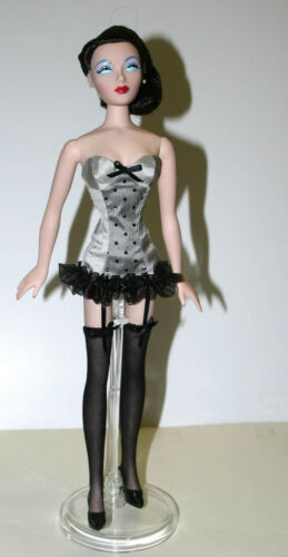 "Bewitching Lingerie Doll Clothes Sewing Pattern for 15.5/"" Gene Marshall"