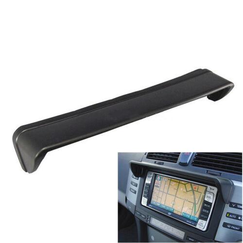 Car Dash Radio Sun Shade GPS Navigation Hood Cap Mask Universal 22cm