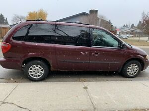 2007 Dodge Ram Van