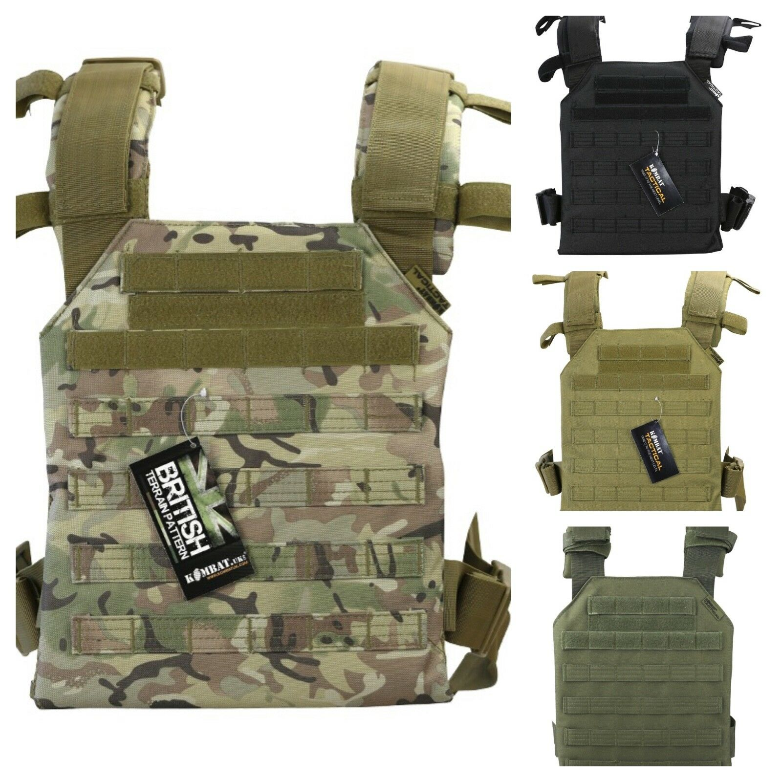 Flyye tactical sling for ciras plate carrier vest kgl investments kuwait