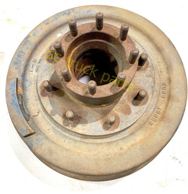 Omix-Ada 16701.09 Brake Drum