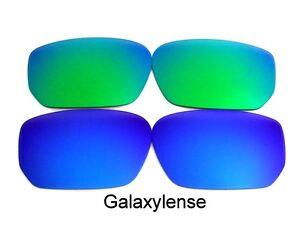 Style Blu Verde Lenti Ricambio Switch Sole Galaxy Oakley Da Occhiali Per xFzIZPn