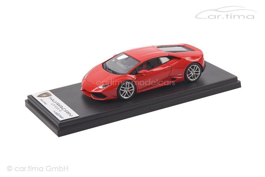 Bonne offre à Noël Lamborghini Huracán lp610-4 rosso mars- mars- mars- smart 1:43 | Supérieurs Performances  e30c13