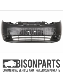 2010 ONWARDS +FITS NISSAN NV200 BLACK FRONT BUMPER NIS095