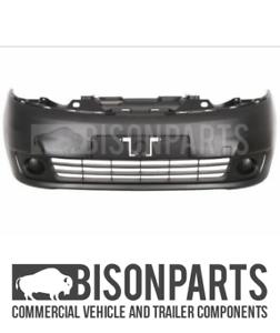 2010 ONWARDS +FITS NISSAN NV200 BLACK FRONT BUMPER NIS095