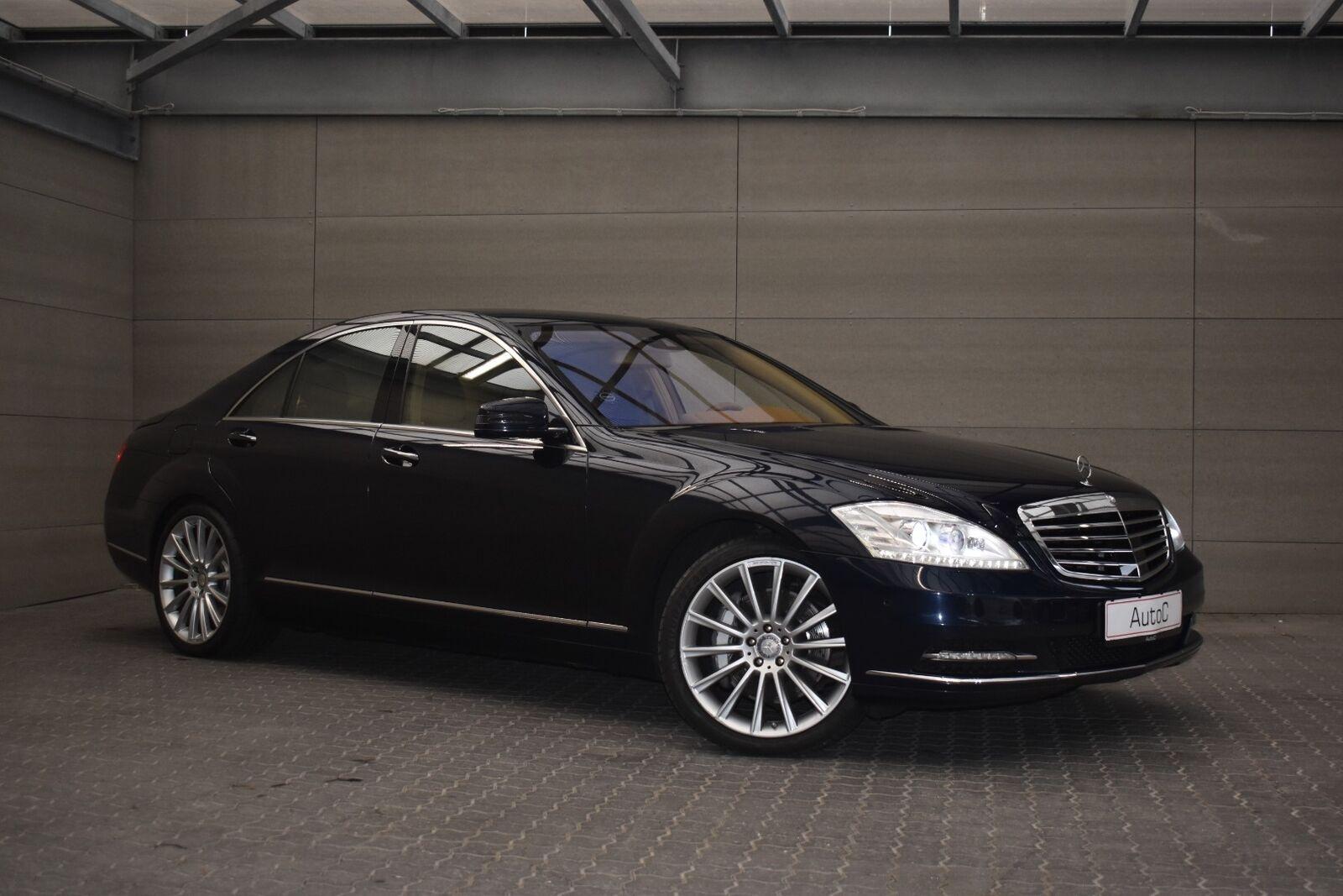 Mercedes S500 4,7 aut. 4Matic BE 4d - 158.000 kr.