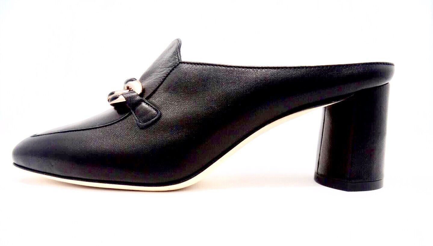 Ancho Zapatos para mujeres-hecho a mano en Italia-Mulas-tamaños 7,8,9,10,11,12