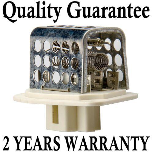 Quality New Heater Blower Motor Resistor NEW for 97-01 Jeep Wrangler Cherokee