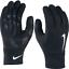 Nike-Hyperwarm-Field-Player-Gloves-Black-Football-Training-Football-S-XL-S231 thumbnail 1
