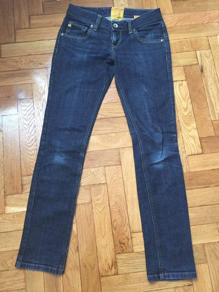 Cordon jeans True bluee 29 34 premium vintage denim