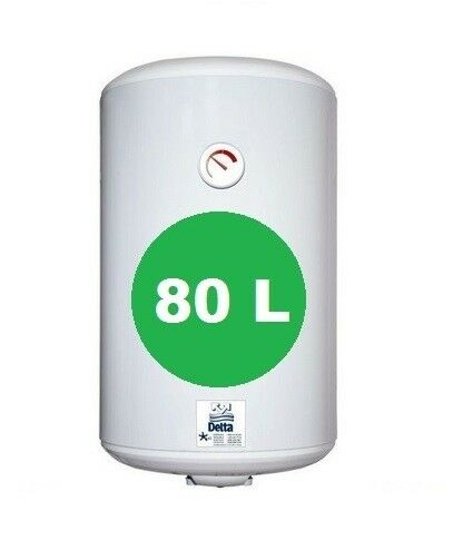 Electric Hot Water Heater Boiler Cylinder Tank Storage 80 L 1.5 KW ...