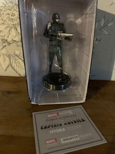 EAGLEMOSS MARVEL Movie Collection Figure Captain AMERICA Hydra Soldier