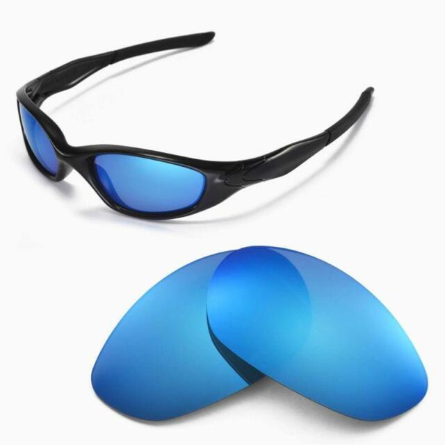 18582ccc4f47 WL Polarized Ice Blue Replacement Lenses for Oakley Minute 2.0 Sunglasses