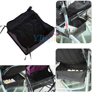 Image Is Loading Universal Baby Stroller Pram Pushchair Buggy Bottom Basket