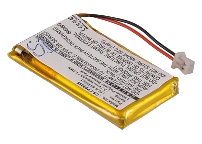 UK Battery for Plantronics 65358-01 202599-03 64327-01 3.7V RoHS