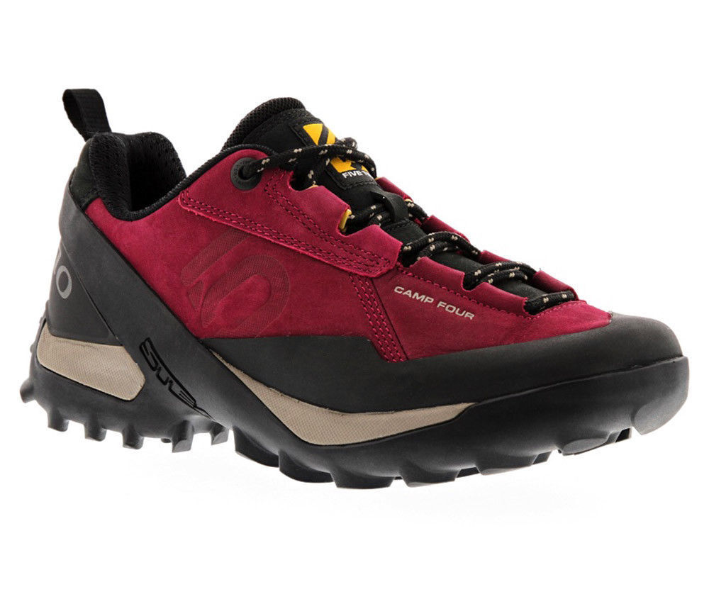 Five Ten Camp Four Women Cherry Red Hiking shoes Climbing
