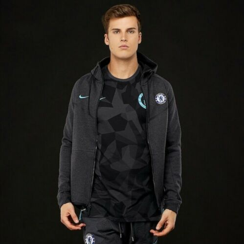 AA1928 036 Nike Chelsea 17//18 Men/'s Authentic Tech Windrunner