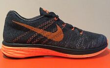 Nike Flyknit Lunar3 'Classic Charcoal' Size UK 6 (EUR 40) 698181 002