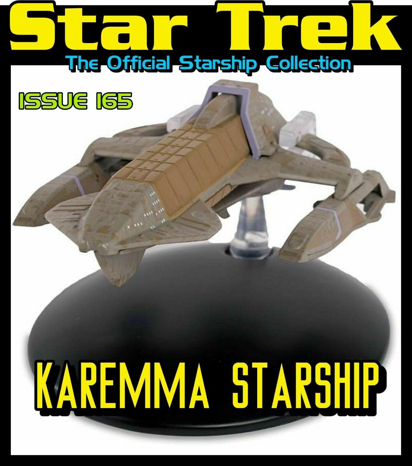 Issue 165: Karemma Starship