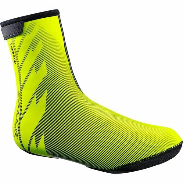 Shimano UNISEXS3100R NPU  scarpe coverNeon gialloTaglia XXL 4749