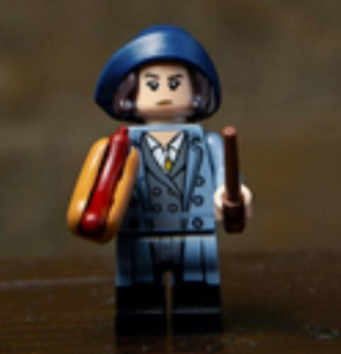NEW TINA GOLDSTEIN Lego Harry Potter /& Fantastic Beast Minifigures