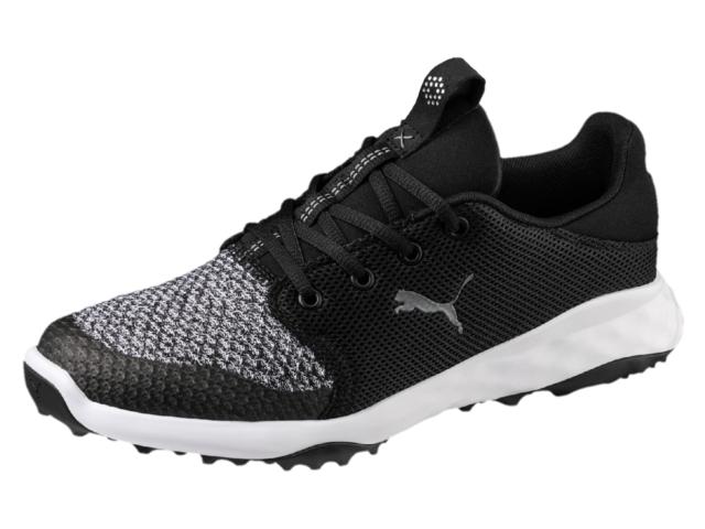 Puma Grip Fusion Sport Golf Shoes Puma BlackQuiet Shade