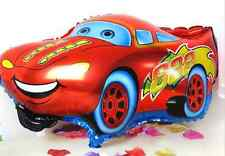 New CAR SHAPE BALLOON - CARS THEME Boys Birthday Party Supplies