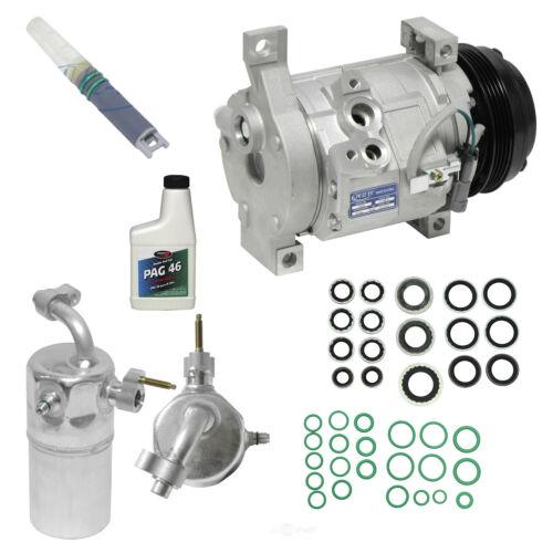 A//C Compressor /& Component Kit-Compressor Replacement Kit UAC KT 4049