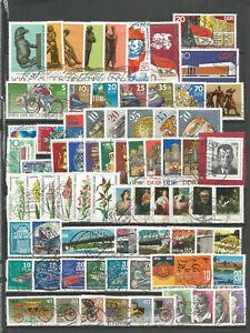 DDR-1976-gestempelt-kompletter-Jahrgang-gute-Stempel-Einzelmarken