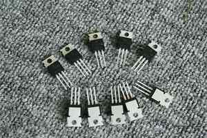 10Pcs-Triode-Transistor-TIP-Series-Power-NPN-3A-100V-40W-TO-220