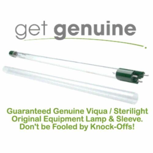 Viqua SP410-HO UV Lamp/UV Quartz Sleeve Combo Kit for SPV-8 SPV-410