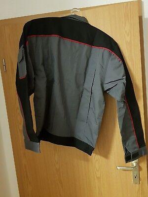 Arbeitskleidung & -schutz Arbeitsjacke Schiefer/schwarz Größe 48 Planam Orginal Verpackt With Traditional Methods