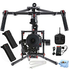 DJI Ronin-MX 3-Axis Gimbal Stabilizer BUNDLE with 2 Batteries BRAND NEW!!