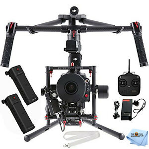 DJI-Ronin-MX-3-Axis-Gimbal-Stabilizer-BUNDLE-with-2-Batteries-BRAND-NEW