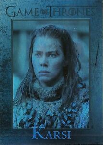 Game Of Thrones Season 6 Foil Base Card #14 The Door Niet-sportkaarten