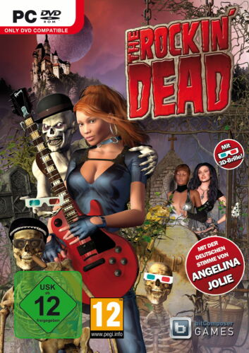 1 von 1 - The Rockin' Dead (PC, 2012, DVD-Box)