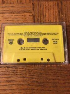 Song Shout Clap Cassette