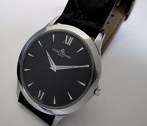 848971ad4c1 Baume   Mercier MVO45193 Quartz Relógio Masculino Vintage Eta ...
