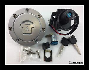 Kit-Contacteur-Neiman-Cle-Bouchon-Serrure-Selle-HONDA-CB-500-CBR-600-900-954-VTR