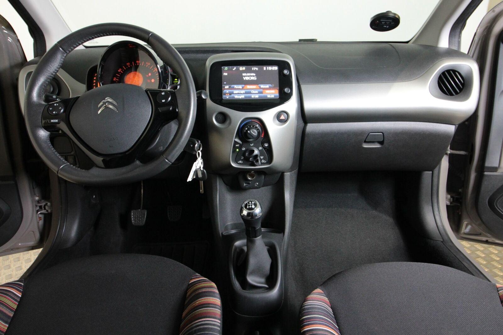 Citroën C1 e-VTi 68 Feel Airscape