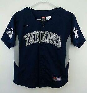 542b33018 Vintage Nike MLB New York Yankees Derek Jeter Baseball Jersey ...