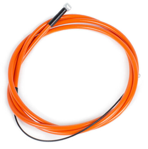 RANT LINEAR BRAKE CABLE BMX BIKE BICYCLE FIT CULT HARO SUBROSA SE SHADOW ORANGE